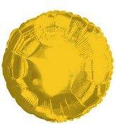 Globo redondo dorado 113004