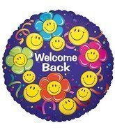 Welcome Back caritas
