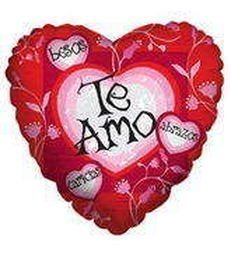 Te Amo besos, abrazos, caricias