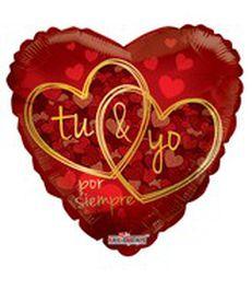 Tu y Yo (corazon rojo)