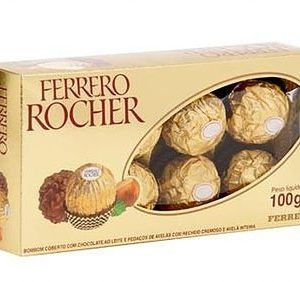 Caja 8 Ferrero Rocher