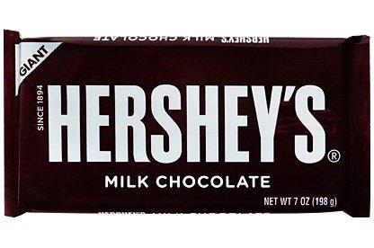 Hershey's Milk chocolate barra gigante