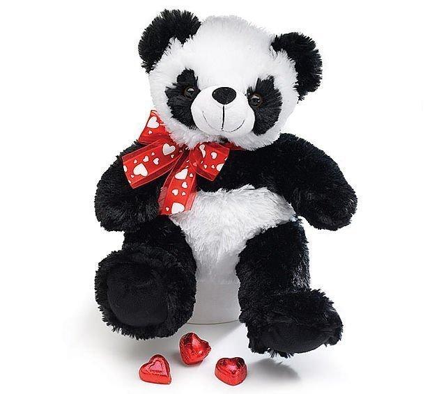 Mejorate pronto panda