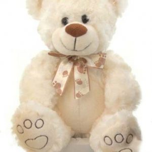 Teddy Bear blanco