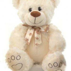 Teddy Bear blanco