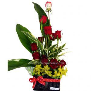 Flores a domicilio