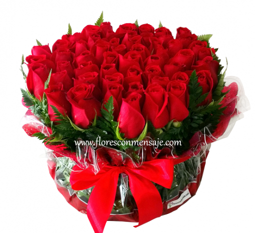 Flores con Mensaje